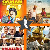2016'nın En Komik Türk Filmleri