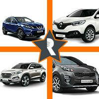 2017 Yılının En iyi Kompakt SUV Aracı Hangisi