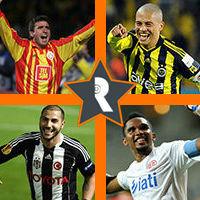 Türkiye'ye Gelmiş En İyi Yabancı Futbolcu