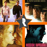 Tom Cruise'un En iyi Filmleri