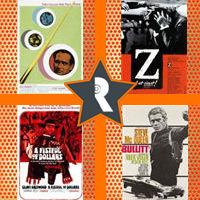 1960'lı Yılların En Güzel 100 Filmi