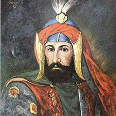 Padişah 4. Murad Dönemi Osmanlı Devleti