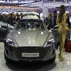 2013 Cenevre Otomobil Fuarı Arabaları