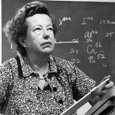 Maria Goeppert-Mayer'in Hayatı
