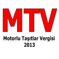 2013 MTV Tutarları