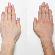 Parmak Boyları ve Kişilik Özellikleri