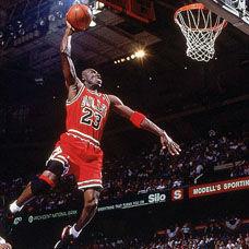 Michael Jordan Kimdir?