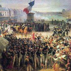 Tarihte Fransız ihtilali