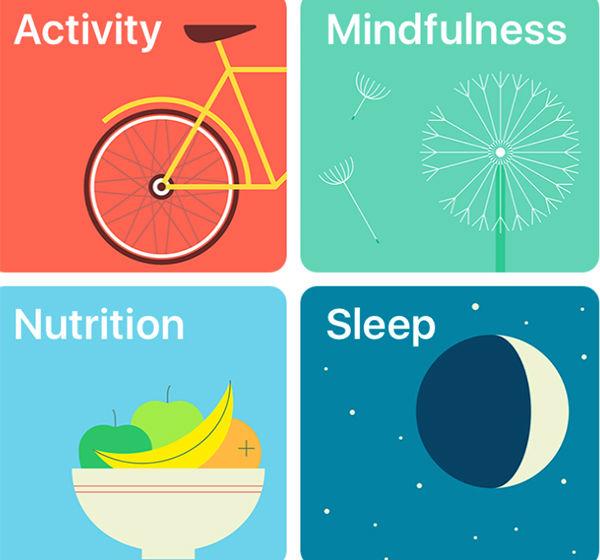 ios 10 Sağlık Uygulamaları
