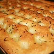 Fesleğeni Focaccia Ekmeği Tarifi