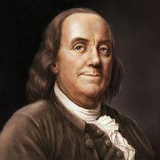 Benjamin Franklin'in Hayatı