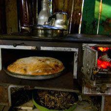 Kuzinede Köy Ekmeği Nasıl Yapılır?