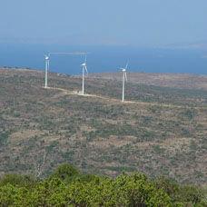 Türkiye'nin ilk Rüzgar Enerjisi Santrali