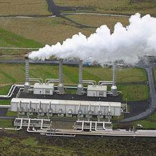 Türkiye'nin ilk Jeotermal Elektrik Santrali