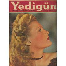 Türkiye'nin ilk Magazin Dergisi Hangisidir?
