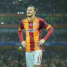 İbrahimovic Resmen Galatasaray'da