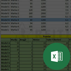 Excel VLOOKUP Kullanımı ve Örnekleri