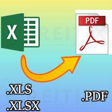 Excel Dosyasını PDF Olarak Kaydetmek Resimli Anlatım