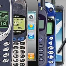 Gelmiş Geçmiş En Efsane 10 Cep Telefonu