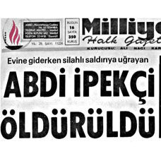 Öldürülen ilk Gazeteciler Kimlerdir?