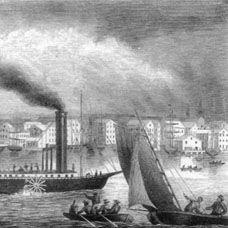 Türkiye'nin ilk Buharlı Gemisi