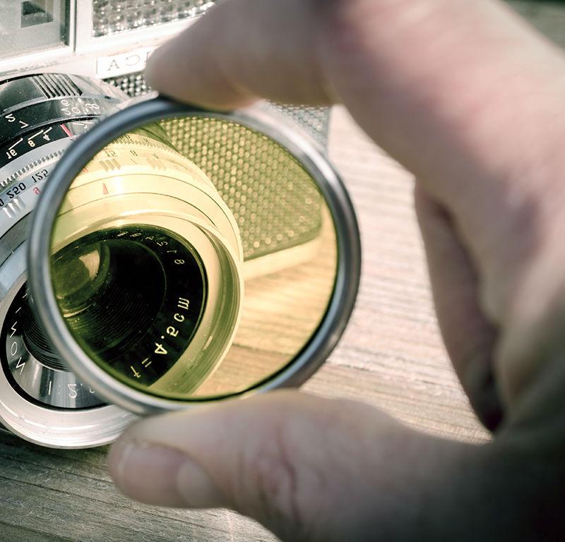 kamera filtresi