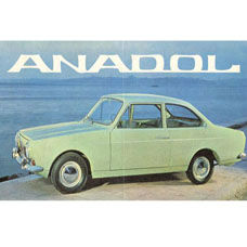 ilk Türk Arabası
