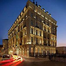 Türkiye'nin ilk Oteli