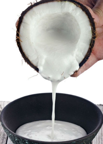 Hindistancevizi Sütü