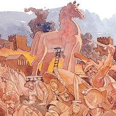 Tarihte Troya Savaşı