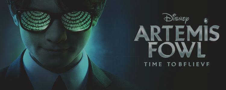 Artemis Fowl 2019