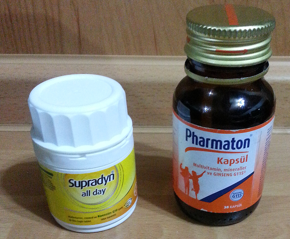 Pharmaton Supradyn