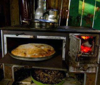 Kuzinede Köy Ekmeği