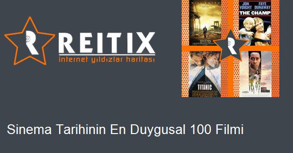 Sinema Tarihinin En Duygusal 100 Filmi