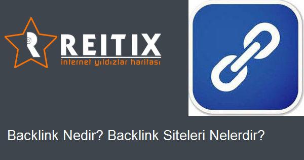Backlink Nedir? Backlink Siteleri Nelerdir?