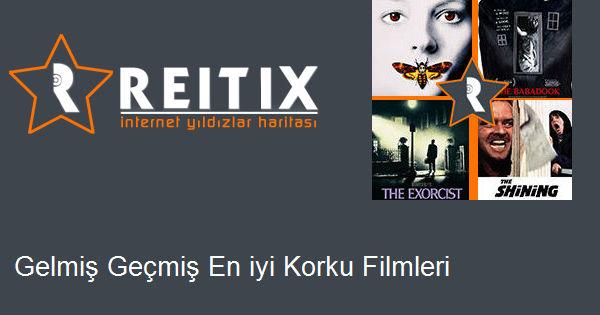 Gelmiş Geçmiş En iyi Korku Filmleri