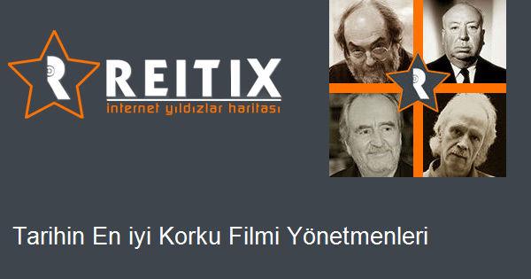 Tarihin En iyi Korku Filmi Yönetmenleri