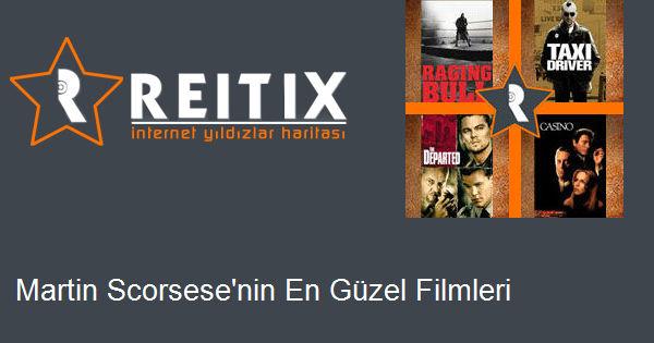Martin Scorsese'nin En Güzel Filmleri