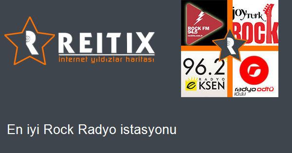 En iyi Rock Radyo istasyonu