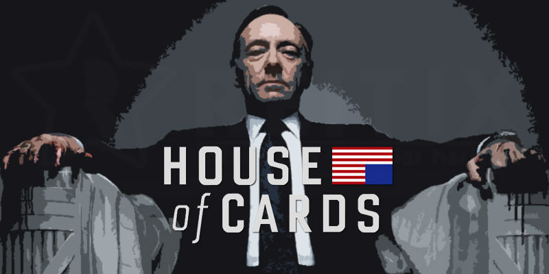 Frank Underwood House of Cards