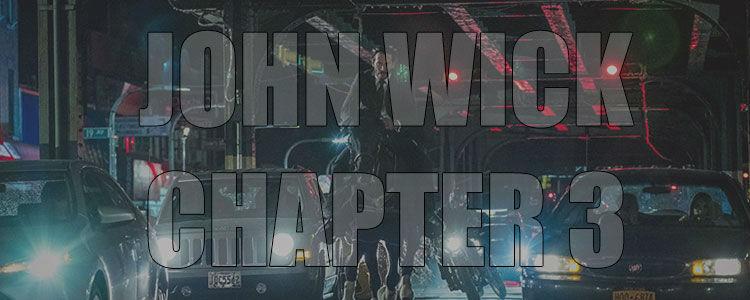 John Wick: Chapter 3 2019