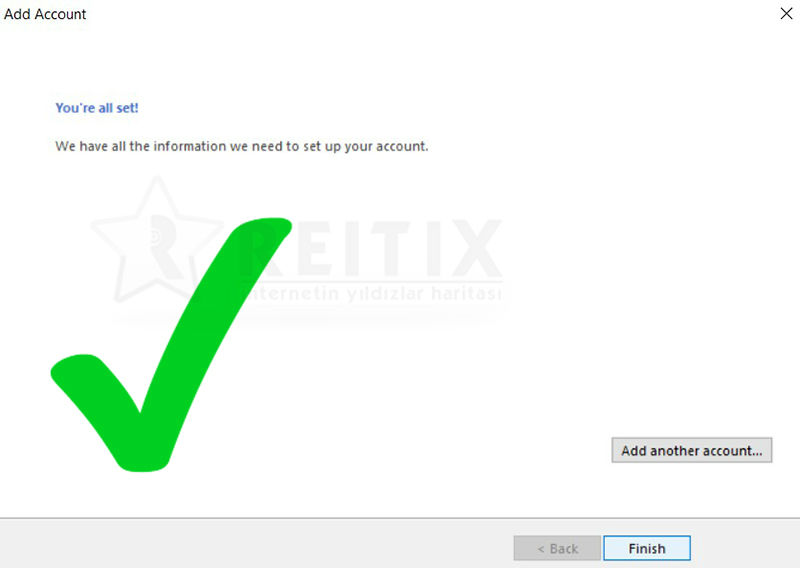 yandex-kurum-mail-outlook-imap-success