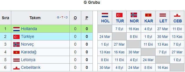 2022 dünya kupası türkiye grubu