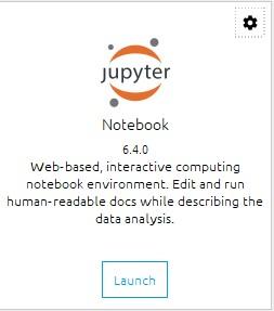 anaconda jupyter notebook