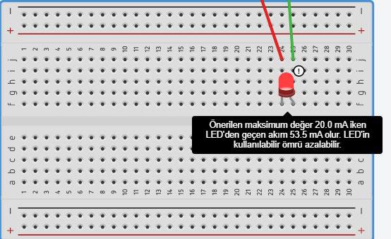 arduino akım uyarısı