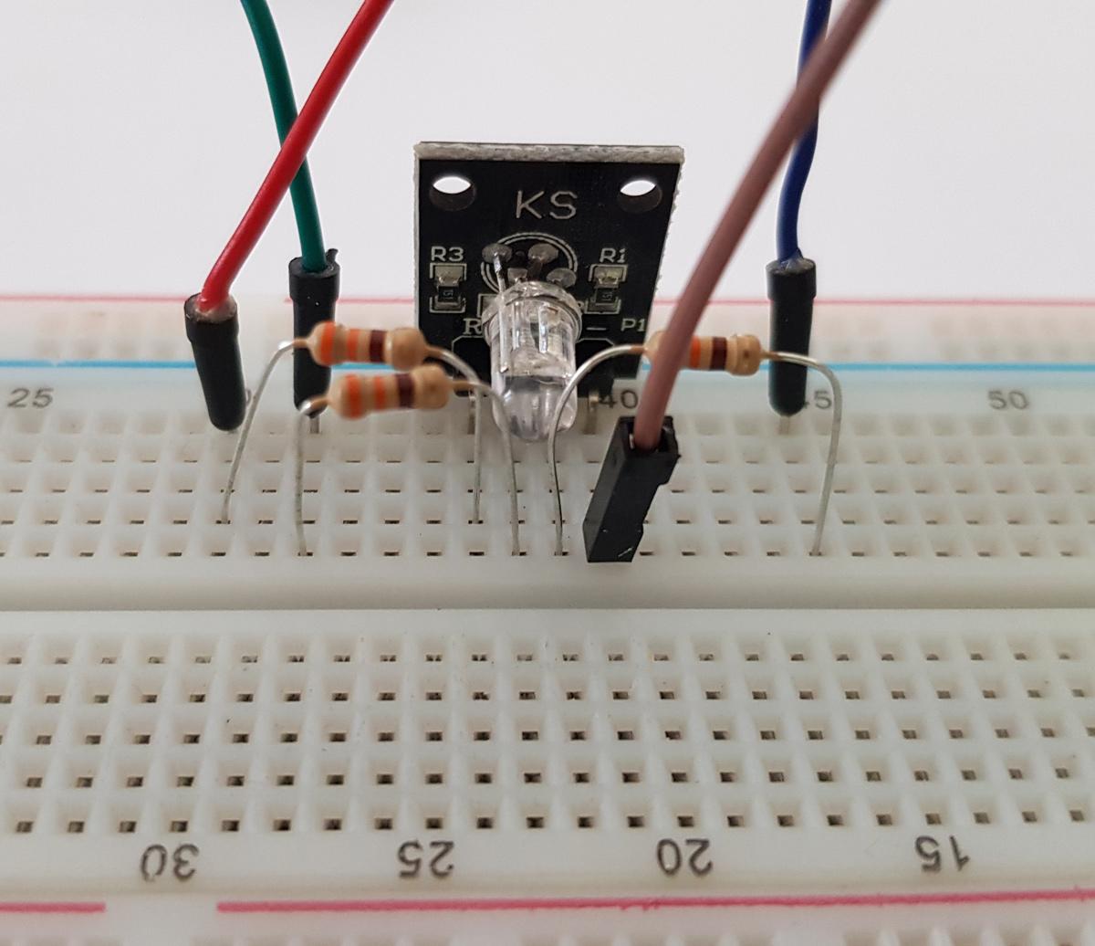 arduino rgb module