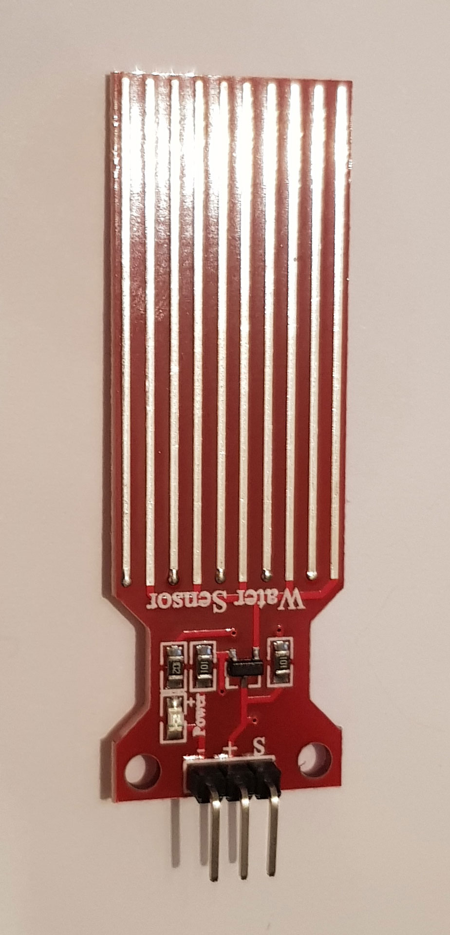 arduino su sensörü