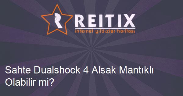 Sahte Dualshock 4 Alsak Mantıklı Olabilir mi?
