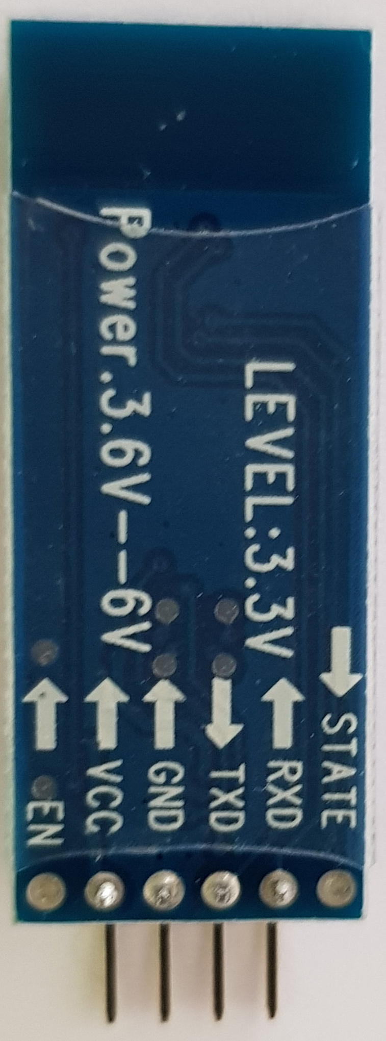 HC06 Bluetooth module pins
