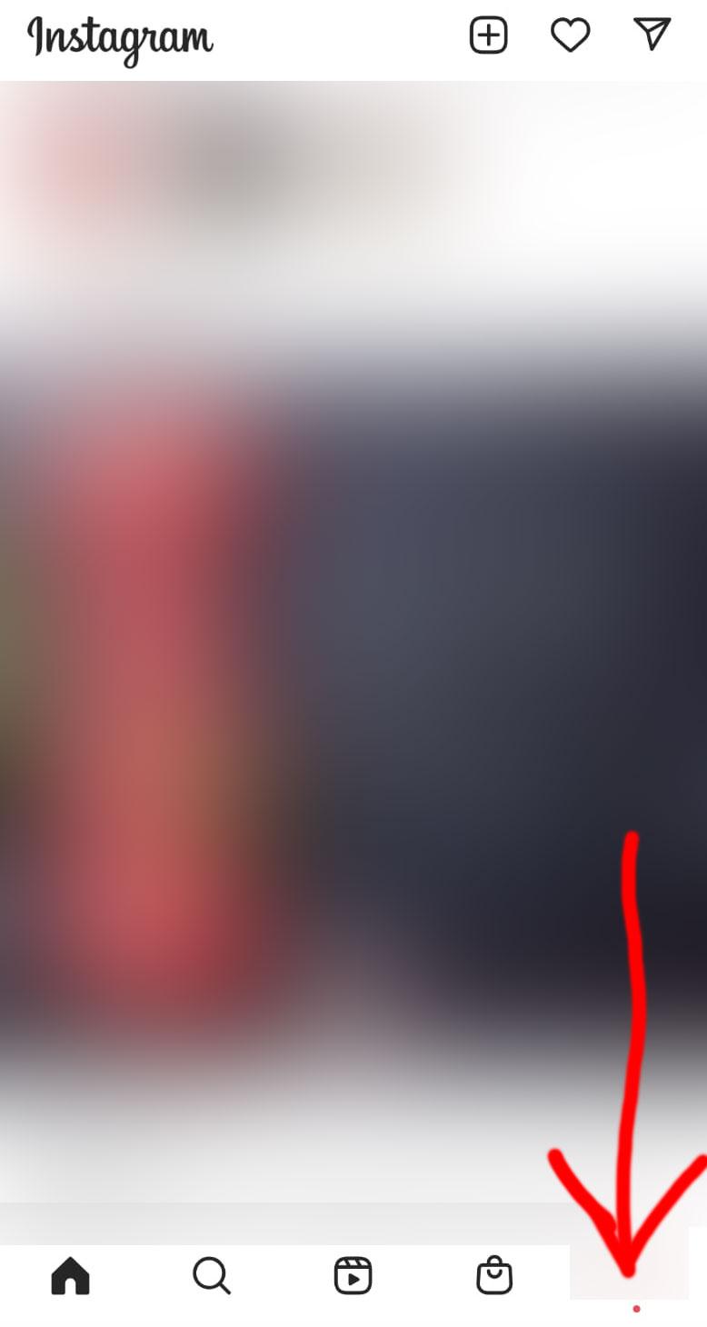 instagram kırmızı nokta bildirim